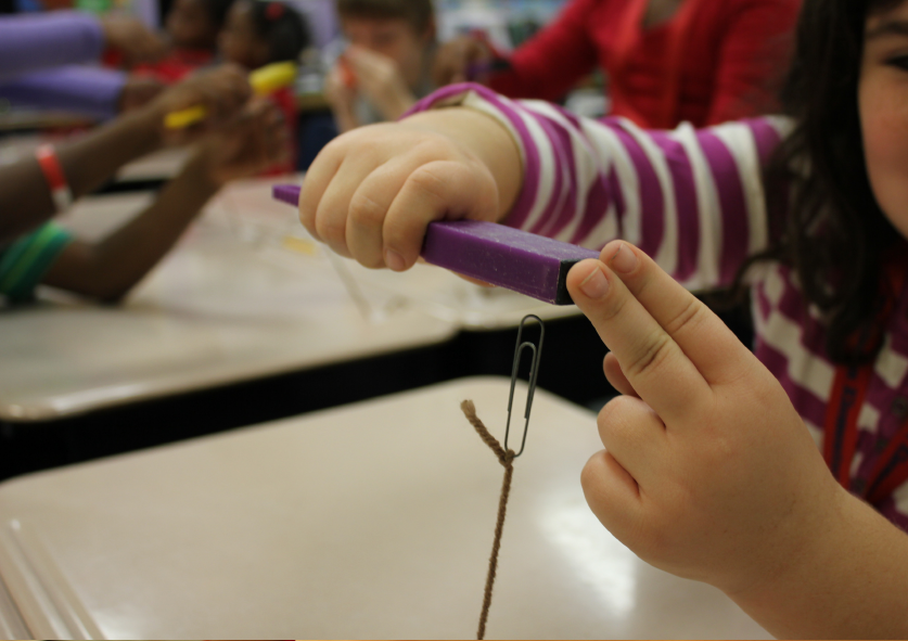 I heart Science kids: Magnets Experiments!
