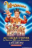 CIRQUE D'HIVER PARIS 2011-2012: