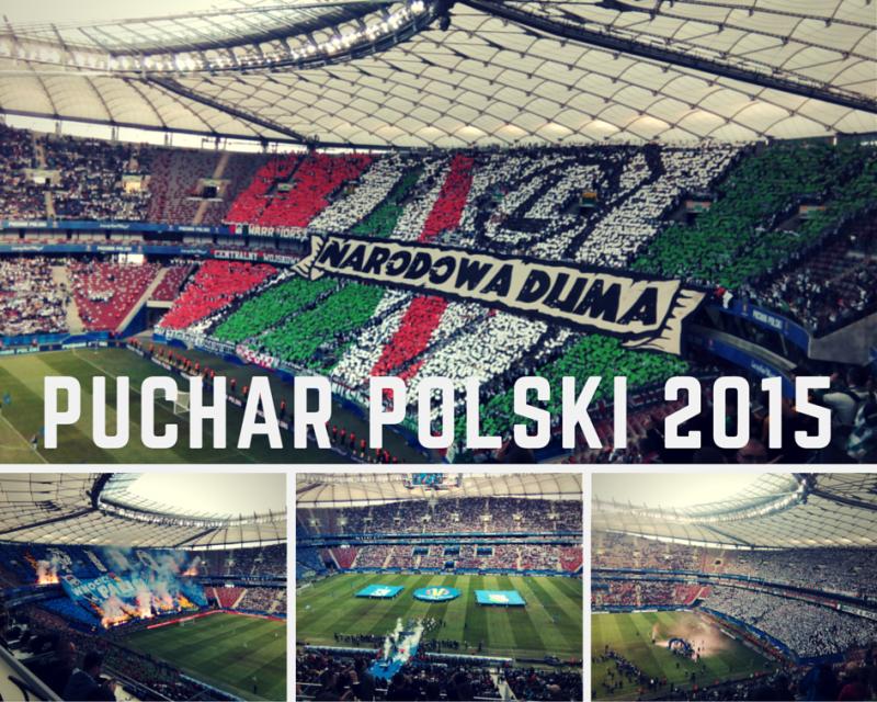 Finał Pucharu Polski 2015 na Stadionie Narodowym - fot. Tomasz Janus / sportnaukowo.pl