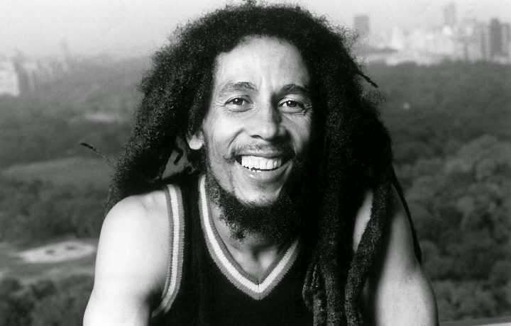 Bob Marley Legenda Reggae