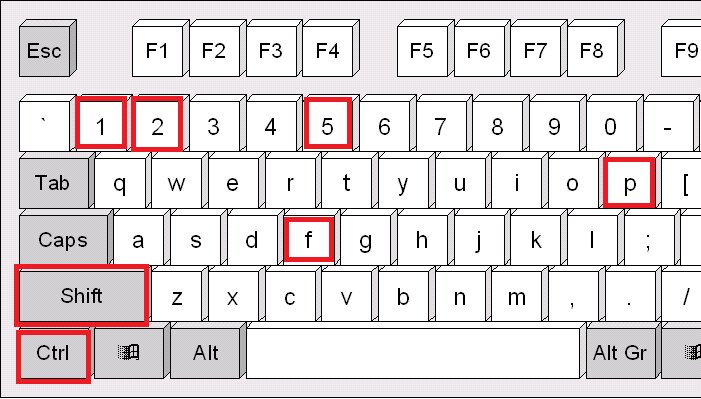 learn new things  ms word 2016 shortcut keys for font size