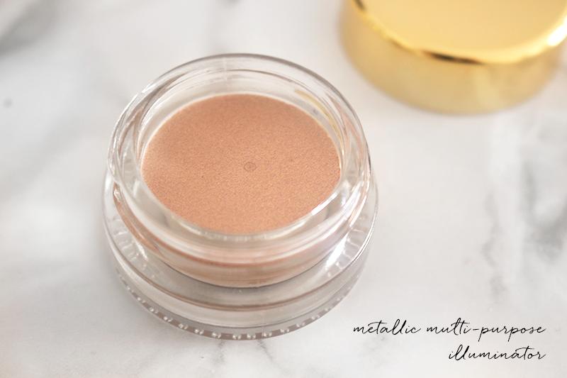 Australian beauty blog, Napoleon Perdis review, metallic multi-purpose illuminator