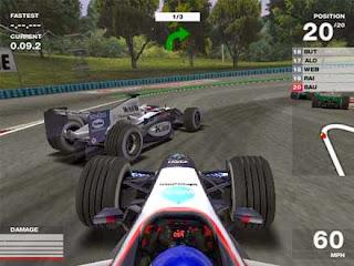 Formula 1 2007 Game