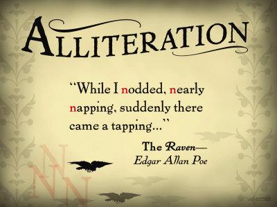alliteration machine