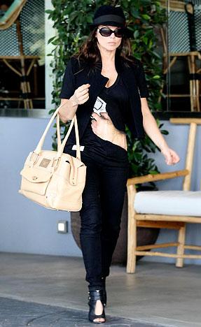 Fergie Wearing MJ Fedora