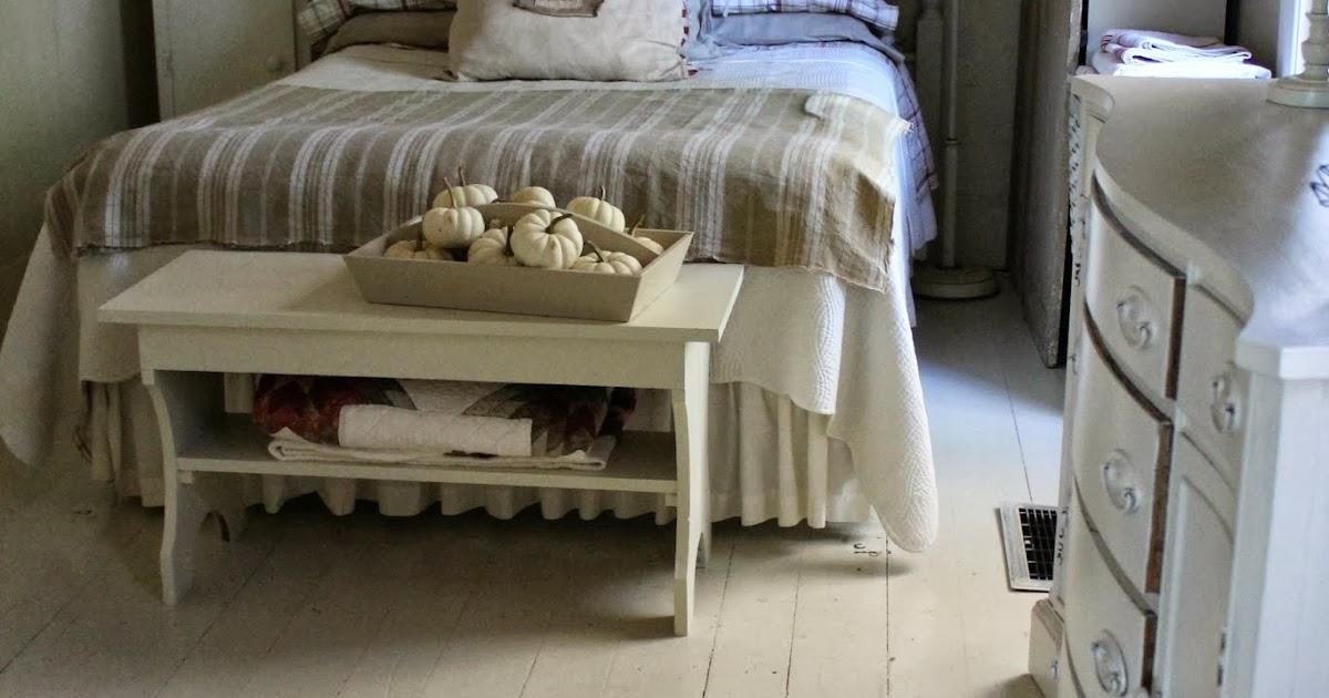 FARMHOUSE 5540 Autumn Guest Bedroom