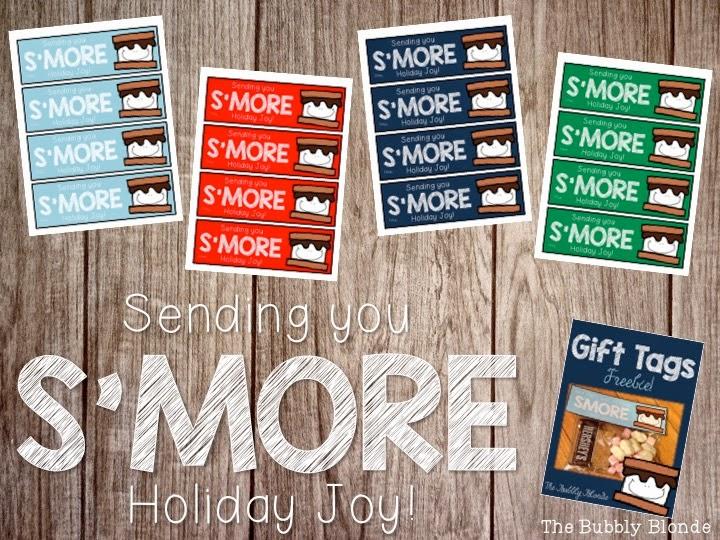 http://www.teacherspayteachers.com/Product/Holiday-SMORE-Gift-Tags-Freebie-1608685