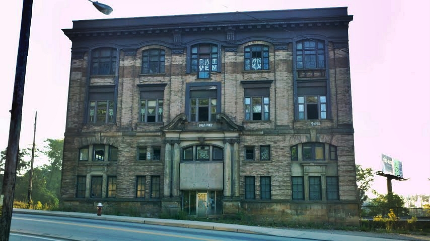Abandoned School Buildings