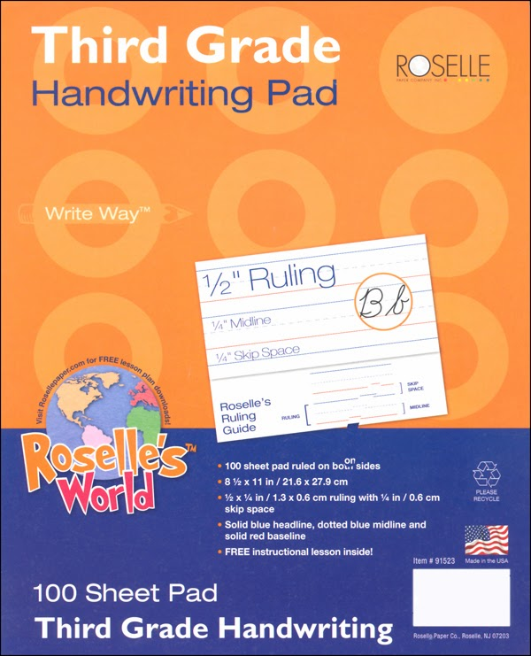 Handwriting Tablets