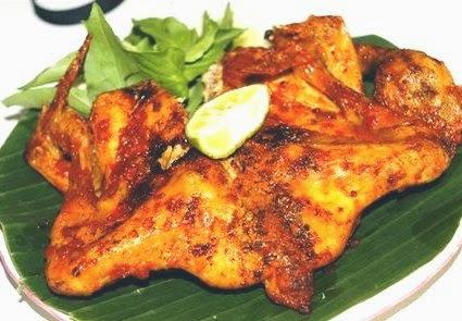 Resep Ayam Bakar Ungkep Air Kelapa