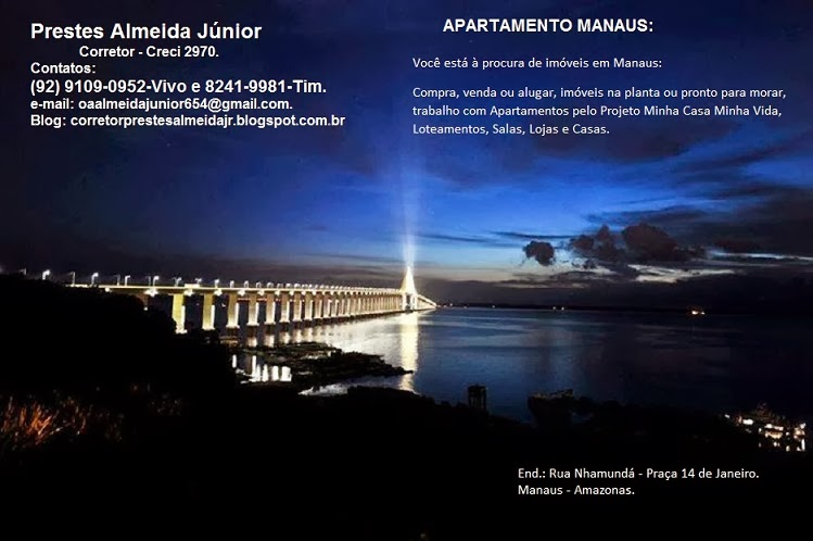 APARTAMENTO MANAUS