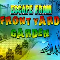 Juegos de escape Escape From Frontyard Garden