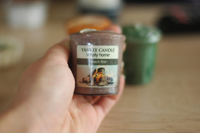 Yankee Candle - Beach Fire
