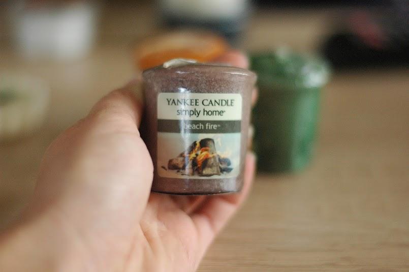 Yankee Candle - Beach Fire