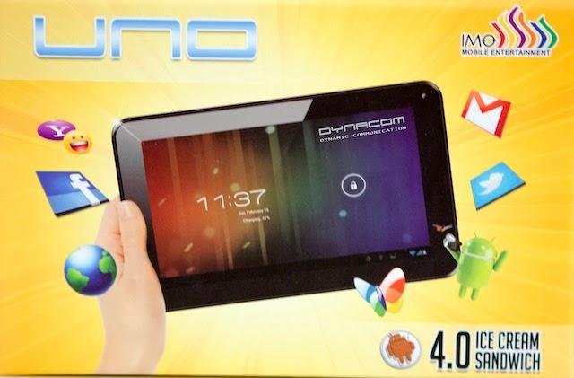 Daftar Harga Tablet IMO Terbaru Murah Bulan Maret 2014