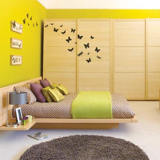 Ideas de decoraci n para un dormitorio peque o casas for Ideas para dormitorios pequenos