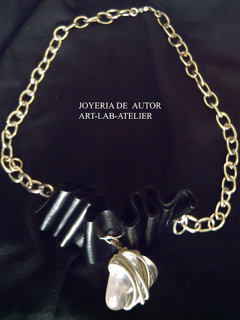 Joyeria De Autor ENERO 2012