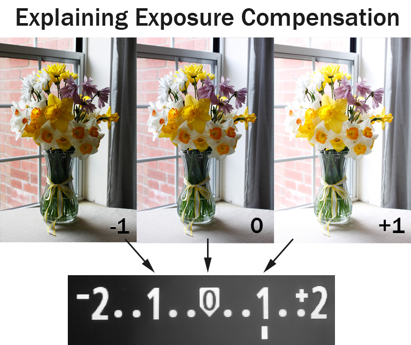 Explaining Exposure Compensation Scale | Boost Your Photography