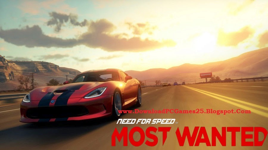 NFS Most Wanted 2012 PC