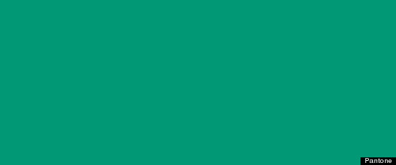 verde esmeralda color de la temporada