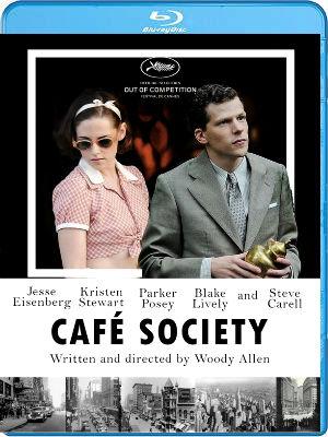 Filme Poster Café Society