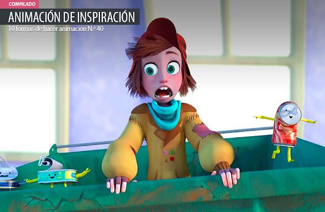 Animación. 10 formas de hacer animación N.º 40