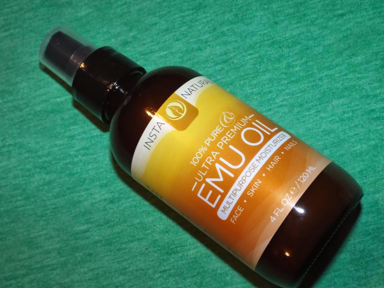 InstaNatural Emu Oil