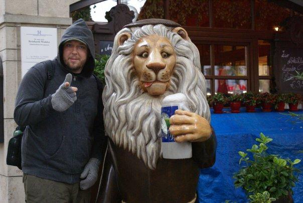 Oktoberfest Löwenbräu