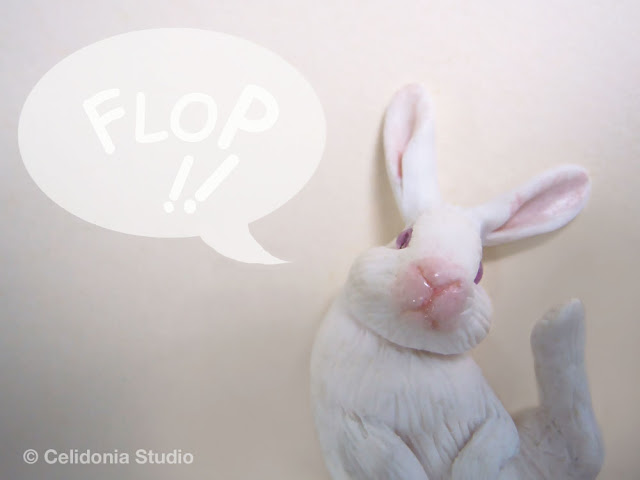 flopping rabbit