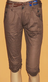 Celana korea wanita 3/4 CK204