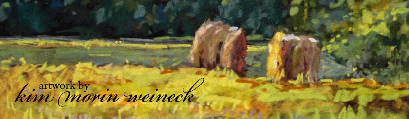 Kim Morin Weineck's Art