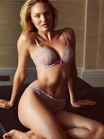 Candice Swanepoel is a bombshell for Victoria's Secret June Latest Lookbook