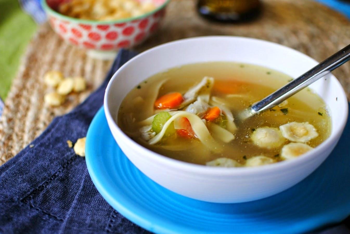 Hangatnya Sup Lezat Bergizi