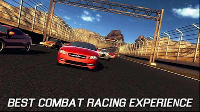 Metal Racer Mod Apk DATA Free Car Games