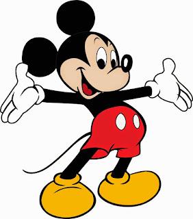 gambar kartun mickey mouse