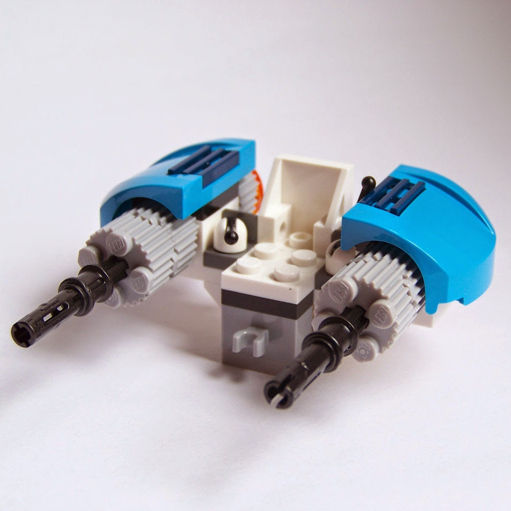 LEGO Galaxy Squad review
