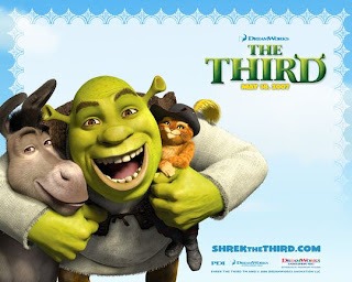 shrekthethird 10 Film Animasi Terbaik Box Office Movie