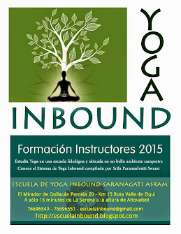 INSTRUCTORADO DE YOGA INBOUND - marzo 2015