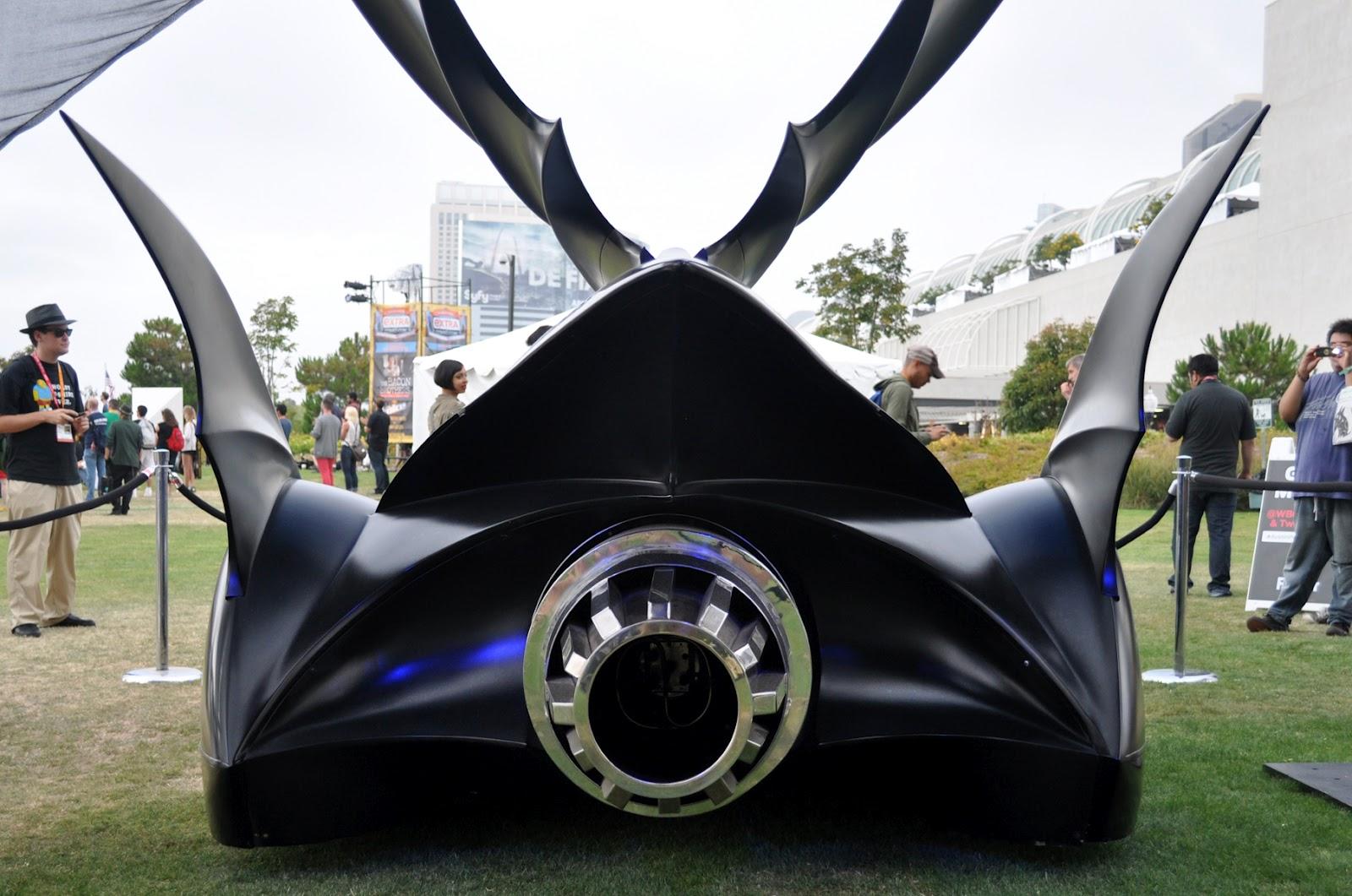 Just a car guy  The Kilmer Batmobile