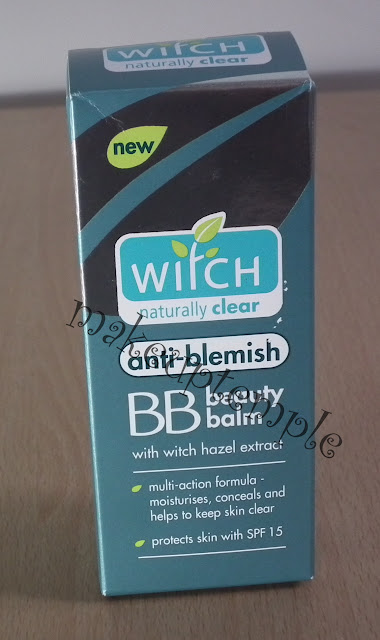 Witch Anti-Blemish BB Balm Review