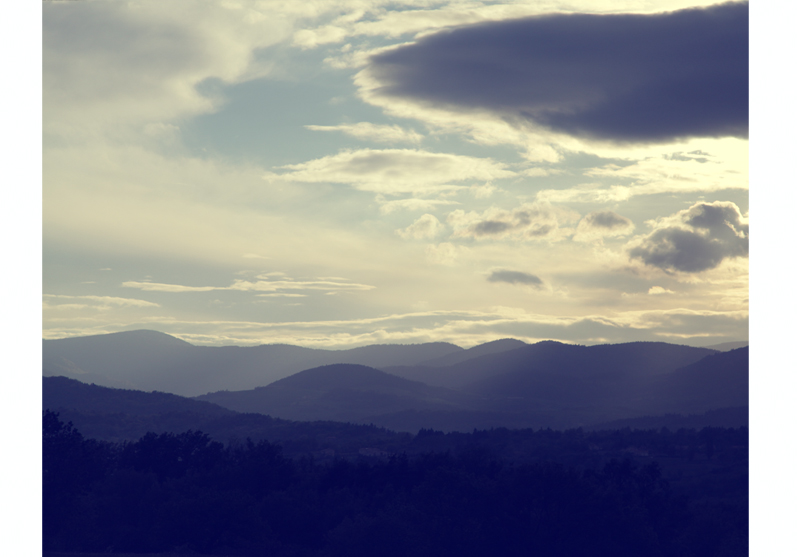 montagne Ardèche