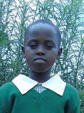 Faith - Kenya (KE-784), Age 11