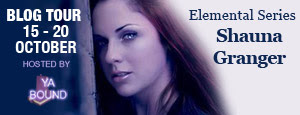 Blog Tour, Review and Giveaway: Earth by Shauna Granger (Elemental #1)