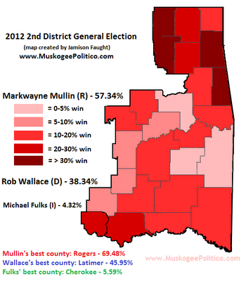 MuskogeePolitico Oklahoma General Elections Results