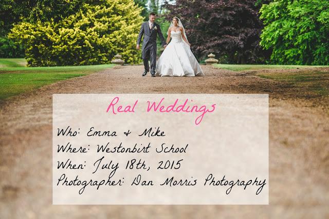 Real Weddings: Emma & Mike