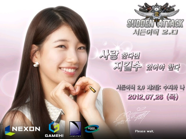Another Suzy Picture for Sudden Attack