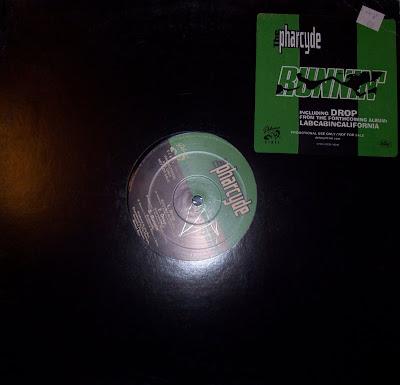 The Pharcyde – Runnin' (Promo VLS) (1995) (320 kbps)