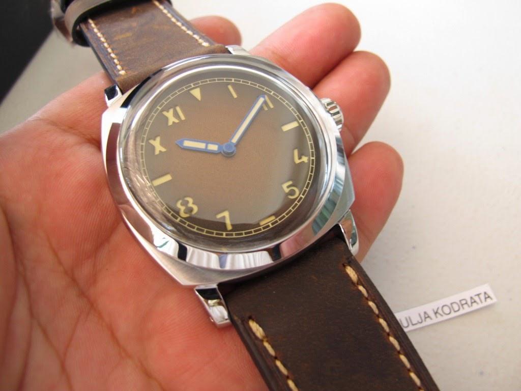Cocok untuk Anda yang sedang mencari jam tangan dengan dial CALIFORNIA DIAL  .. ANCON BROWN CALIFORNIA DIAL - AUTOMATIC. 93e79e0655