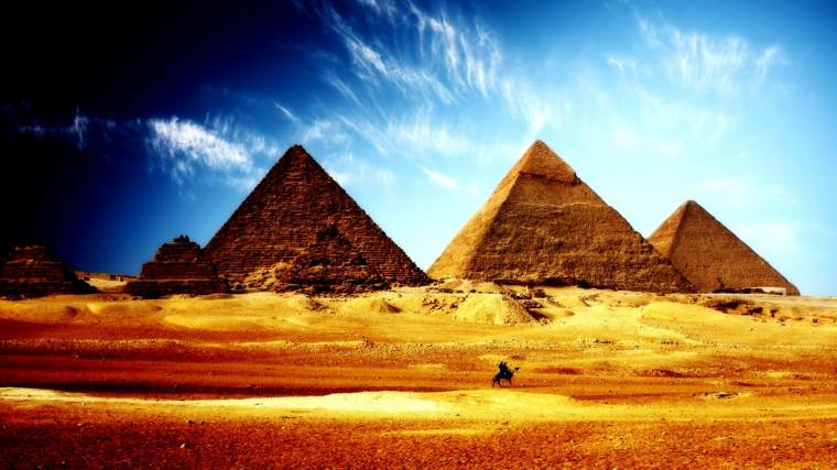 10 Unexplained Similarities between Ancient Cultures - The Pyramids