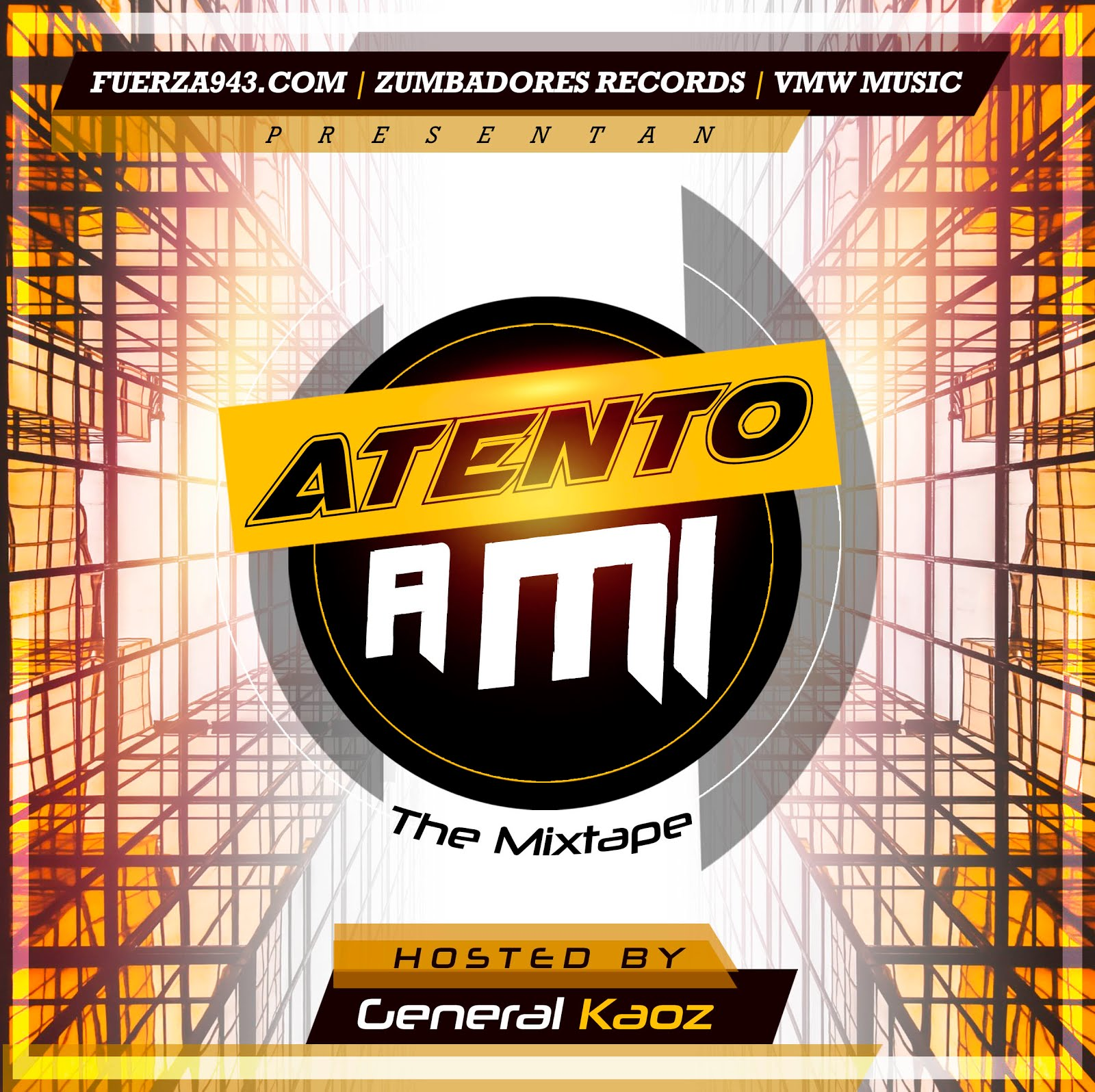 Atento Ami The Mixtape